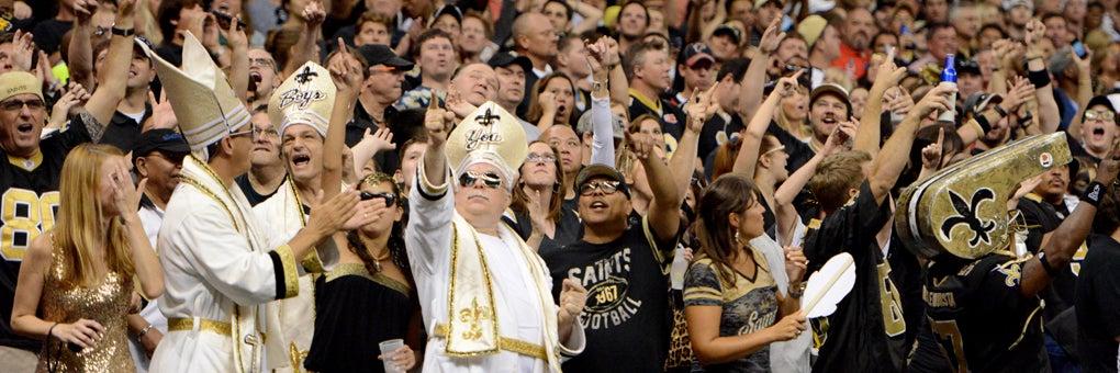 f7c63bd8f New Orleans Saints | Mercedes-Benz Superdome