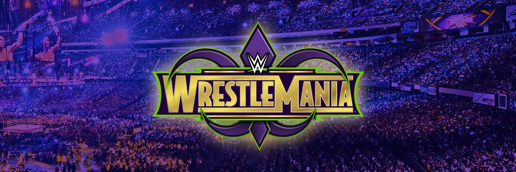 Wrestlemania 34 mercedes benz superdome for Mercedes benz stadium will call location