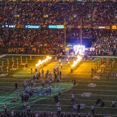 Marvelous Saints Vs. Los Angeles Rams