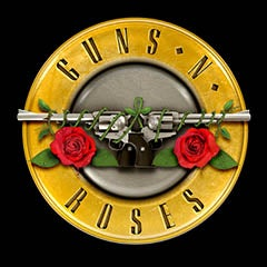 Guns n 39 roses not in this lifetime mercedes benz superdome for Mercedes benz superdome club level seating