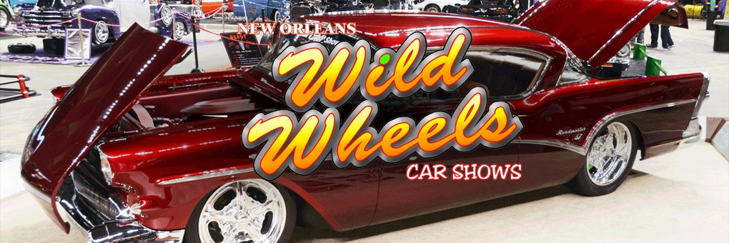 New orleans wild wheels car show presented by basf for Mercedes benz superdome parking prices